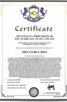 ISO 11140-1:2014