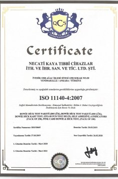 ISO 11140-4:2007